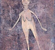 Primitive Nude 3 by gailmiller