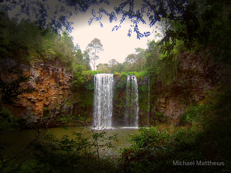 A Window to Dangar by Michael Matthews