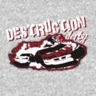 Destruction Derby by blackiguana