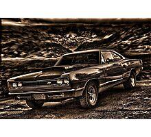 "1969 Dodge Super Bee ""Killer B"" Photographic Print"