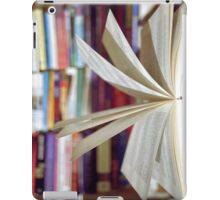 An open Book (1) iPad Case/Skin