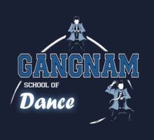 Gangnam School of Dance by BootsBoots