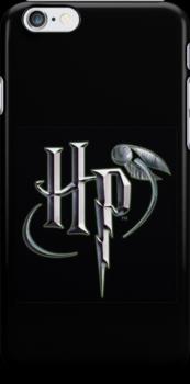 harry potter_logo by ioanna1987