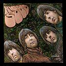 Beatles Rubber Soul by Patrick  McMullen