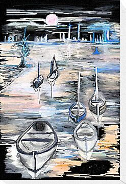 boats by paula cattermole