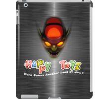 Happy Toyz (Alternate) iPad Case/Skin