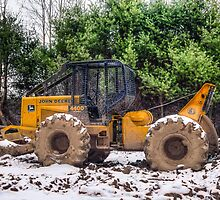Logging Equipment January 2007 by Aaron Campbell