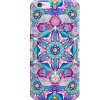 Om-Adjna 'dubstep' mandala iPhone Case/Skin