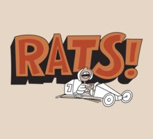 Interjection - Rats! by colinking