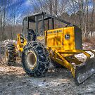 Cable Skidder February 2007 by Aaron Campbell