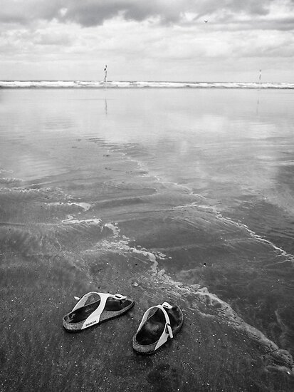 Birkenstocks by John Burtoft