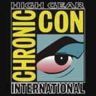 High Gear International Chronic Con - HGICC - Black iCases by Scalawag