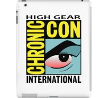 High Gear International Chronic Con - HGICC - White iCASES iPad Case/Skin