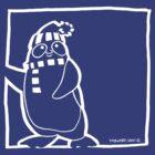 Penguin White by Bret Taylor