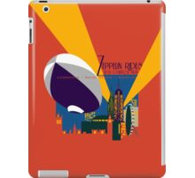 Zeppelin Rides are Just a Universe Away iPad Case/Skin