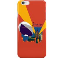Zeppelin Rides are Just a Universe Away iPhone Case/Skin