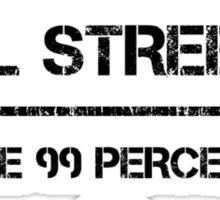 Occupy All Streets Commando Style - Black Sticker