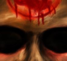 Dark Brotherhood Skull Sticker