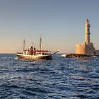 Chania - Crete - Greece by Joana Kruse