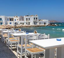Paros - Greece by Joana Kruse