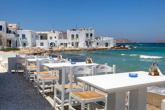 Paros - Greece by Joana Kruse