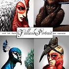 Fallacious Portrait MB by punkxn0tdead