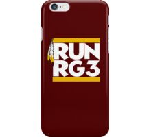 "VICT Washington ""Run RG3"" iPhone iPod Case iPhone Case/Skin"