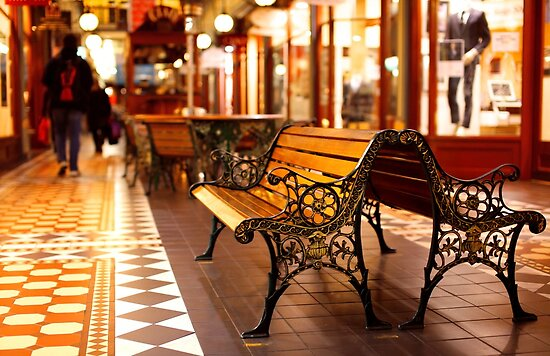 Adelaide Arcade by Kelvin  Wong