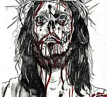 Zombie Jesus by Iroek