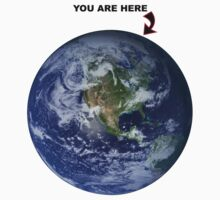 You Are Here (Light Shirt Version) by Rich Anderson