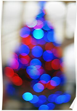 the christmas tree... 2 by Gregoria  Gregoriou Crowe
