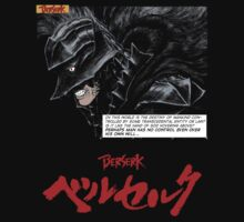 Berserk manga 1 by KeepItStupid
