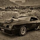 1973 Ford Falcon XB GT MFP Pursuit Special  Replica  by TeeMack