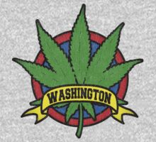 Washington State Legalizes Marijuana by mobii
