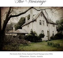 The Vicarage - 2013 Calendar #2 by Tracy Edgar