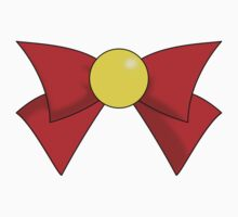 Sailor V Bow by trekvix