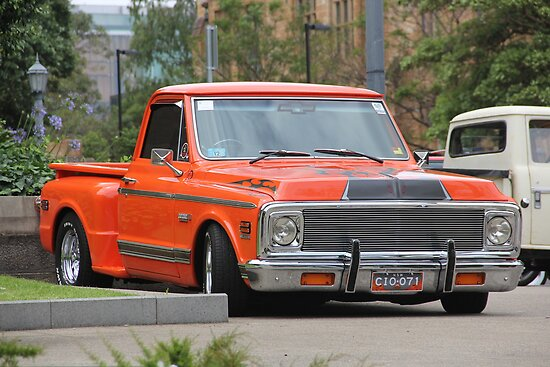 1971 Chevrolet Cheyenne by RIVIERAVISUAL