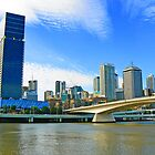 Brisbane CBD by Graeme  Hyde