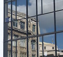 Reflections of Dunedin's Past by Clare Colins
