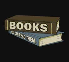 Books: You Can Read Them Kids Clothes