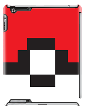 8 bit pokeball  by innergeekGD