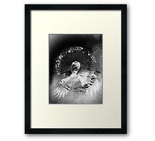 Ysbryd ... (Spirit) Framed Print