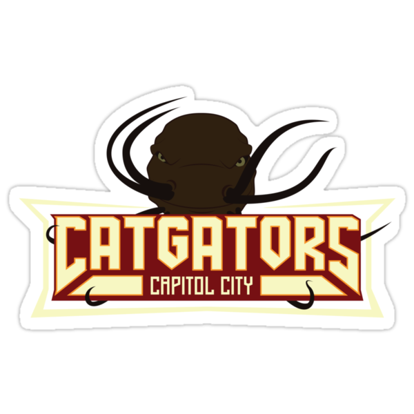 Capitol City Catgators by jdotrdot712