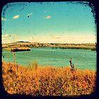 Dangars Lagoon Through The Viewfinder (TTV) by Kitsmumma