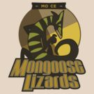 Mo Ce Mongoose Lizards by jdotrdot712