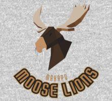 Makapu Moose Lions Kids Clothes