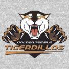 Golden Temple Tigerdillos by jdotrdot712