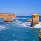 Great Ocean Road Victoria, Port CampBell National Park by Danny  Waters