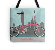 Brompton City Bike Tote Bag