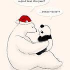 A Good Bear by Panda And Polar Bear